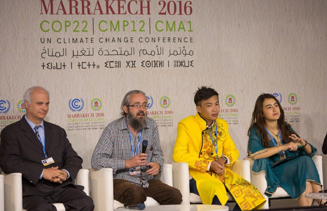 Weltklimakonferenz