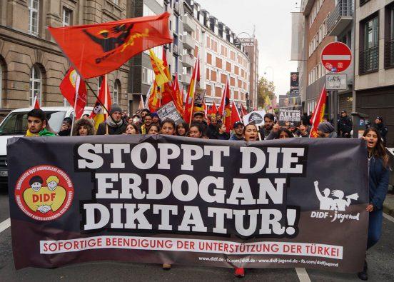 Stoppt die Erdogan Diktatur
