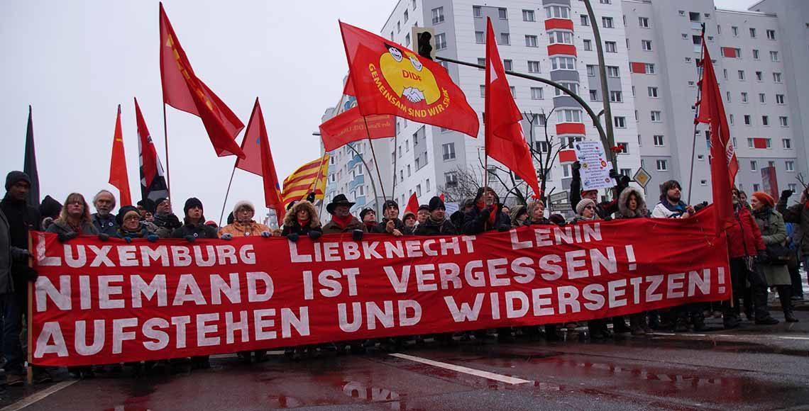 luxemburg liebknecht