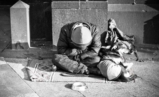 obdachlos in europa