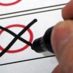 Wahlrecht