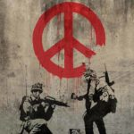 banksy peace frieden