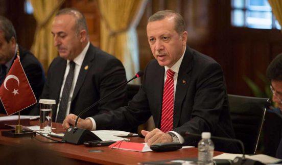 erdogan türkei dekret