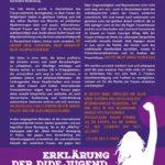 8 märz Frauenwahlrecht