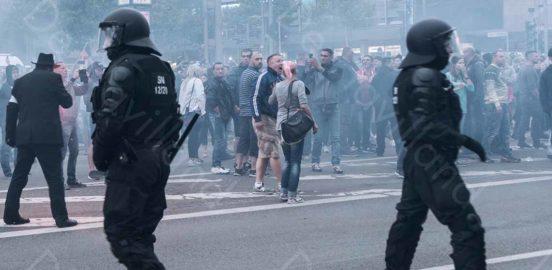 polizei chemnitz nazis