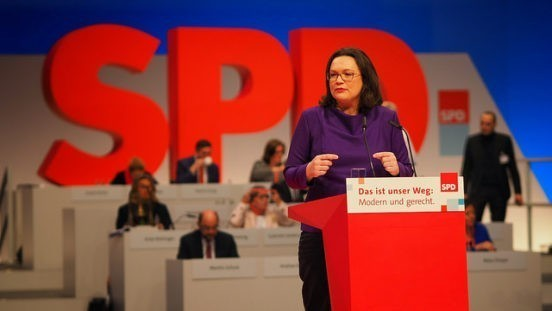 Hartz IV, SPD, Nahles