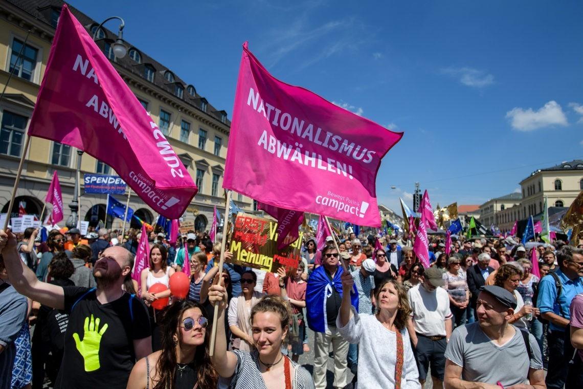 Europawahlen; Nationalismus, Krieg