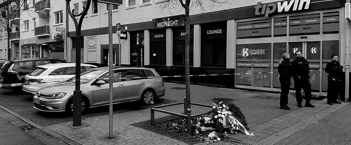 Attentat Hanau Heute