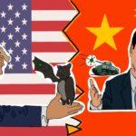 USA, Pandemie, China