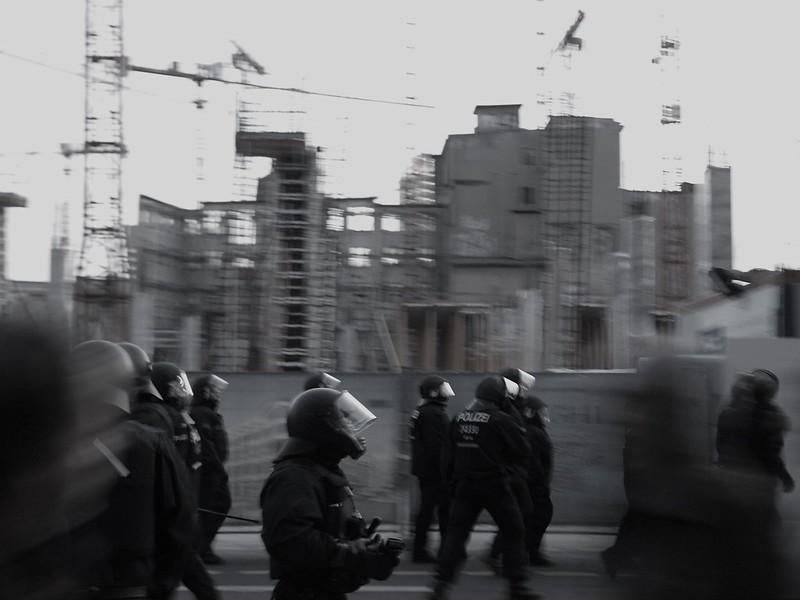 Polizei, Rassismus, Gewalt