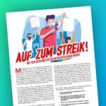 auf zum streik