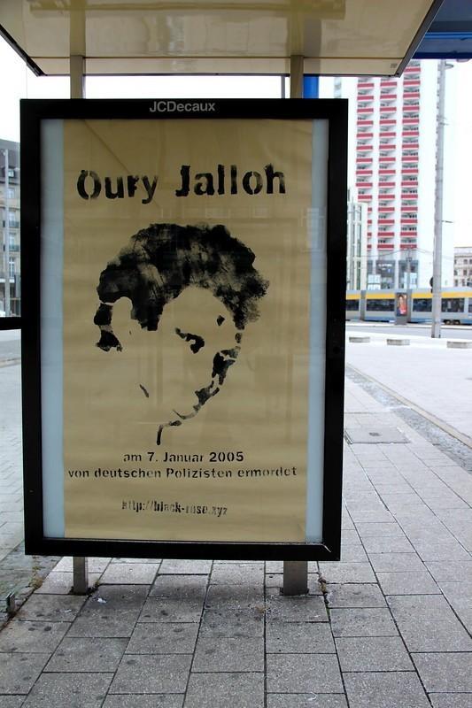 Jalloh, Polizeigewalt, Behörden