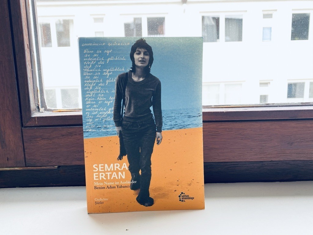 Semra Ertan, Rassimus, Gedichte